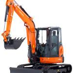 3 Ton Digger U48 4 Chase Plant Hire