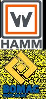 Hamm Bomag Stack
